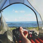 Genoeg campings zijn open met Pasen